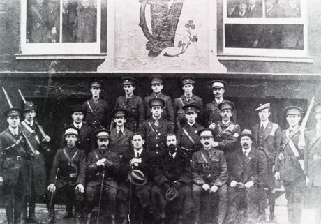 Irish Volunteers of The Cork Brigade